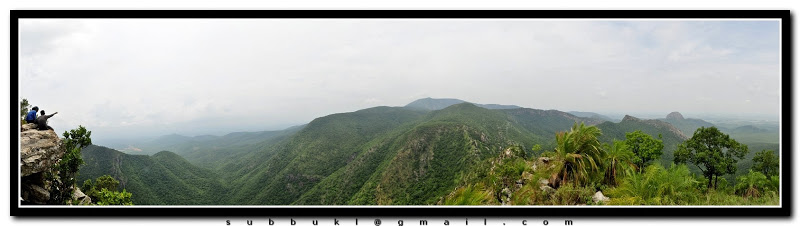 Venkatagiri Panorama
