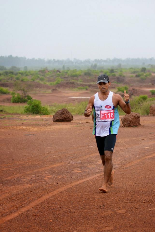 Abhijit Shone - Chennai trail marathon