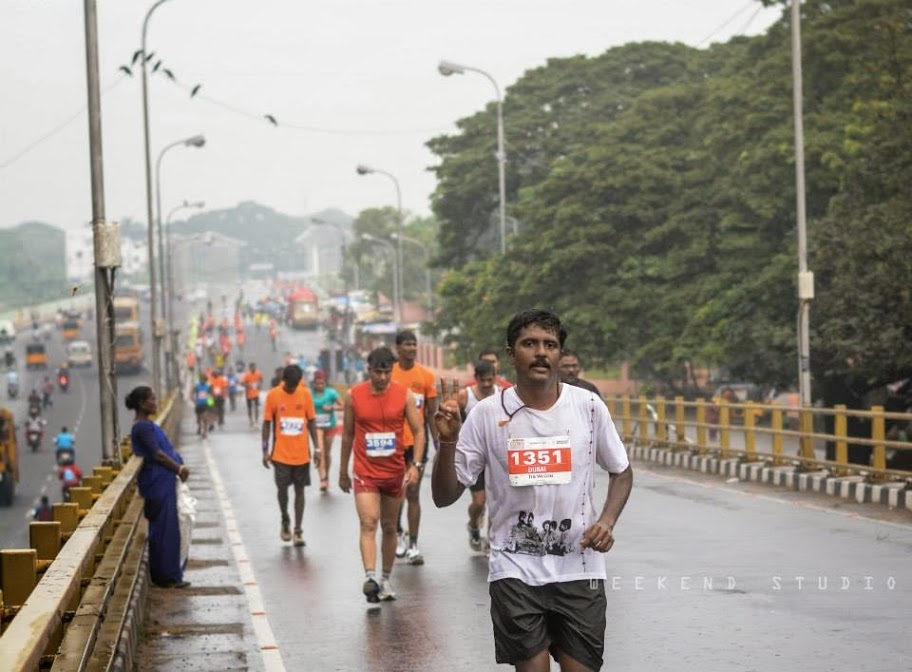 Chennai Marathon Update