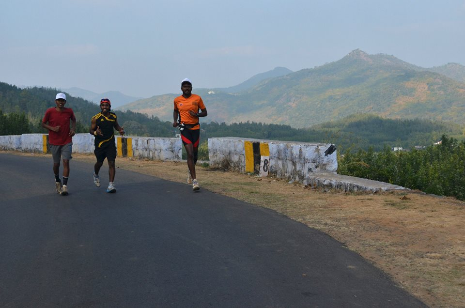 Yercaud hill run