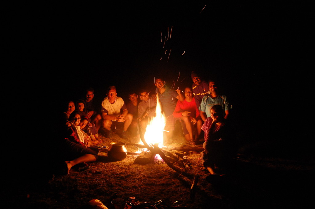 Kodaikanal camping
