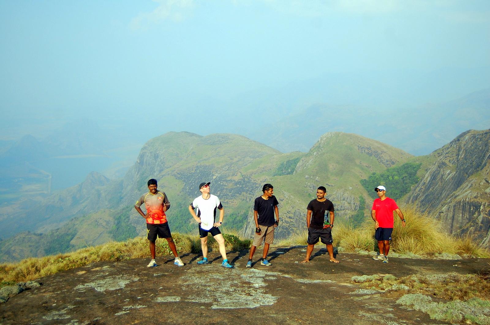 Puthuputhur - kodaikanal trekking