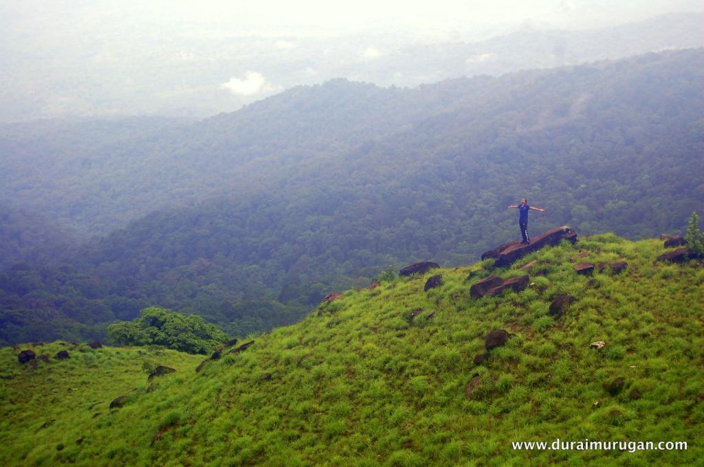Kumara Paravatha trek - Khalesi