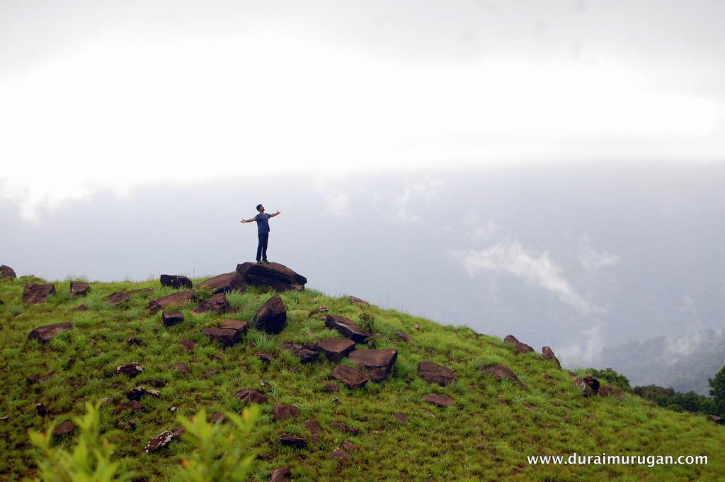 Kumara Paravatha trek - Muthu