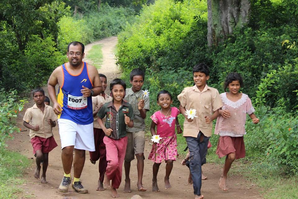Jawadhu ultra marathon runner