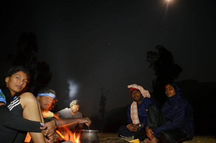 Araku valley camping
