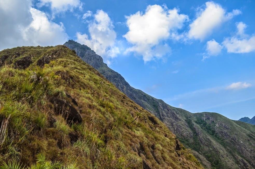 hike to peak - bodi to konalar dam trek