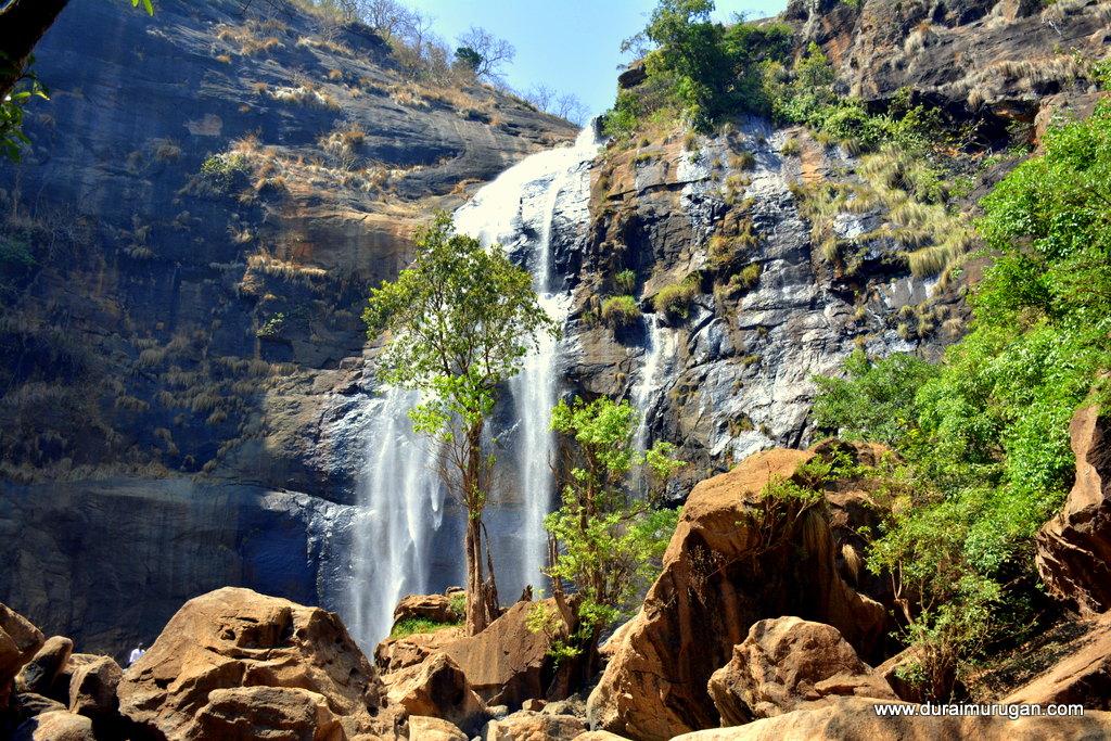 Akash ganga waterfalls - Val Vil Ori Ultra