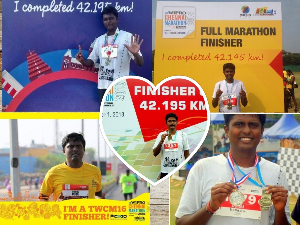 TWCM - Durai running collage